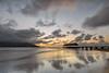Hanalei Bay Pier (vincestamey) Tags: kauai northshore hawaii hanaleibay vincestamey sunset paradise balihai clouds beach