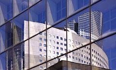 Paris La Defense (robertoburchi1) Tags: paris parigi architecture architettura riflessi reflexes