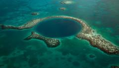 Ocean's heartbeat (Tazmanic) Tags: bluehole belize reef barrierreef ocean sea gulfofmexico blue great hole