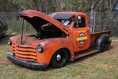 1948 Chevrolet Maple Leaf pick up hot rod (sv1ambo) Tags: 1948 chevrolet maple leaf pick up hot rod