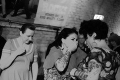 Girls (PK 1966) Tags: minden bunker balll junior marvel concert