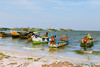 Fishing boats@Gulf of Mannar,Vembar (ppaulvadivu) Tags: paulvadivu india vembar fishing boat canoneos70d canonef2470 gulf mannar seascape lighthouse jetty