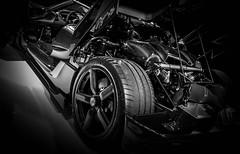 AGERA RS (Dave GRR) Tags: toronto auto show 2018 car vehicle koenigsegg agera monochrome mono bw supercar hypercar exotic olympus