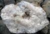 Geode (Fort Payne Formation, Lower Mississippian; Burkesville West Rt. 90 roadcut, Kentucky, USA) 19 (James St. John) Tags: geode geodes fort payne formation ft mississippian burkesville kentucky