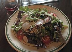 Il Primor Restaurant, Chattanooga, Café Salad (Larry Miller) Tags: chattanooga 2018
