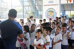 Jogos da Integração 25 04 18 Foto Celso Peixoto  (39) (prefbc) Tags: educação jogos integração crianças professores