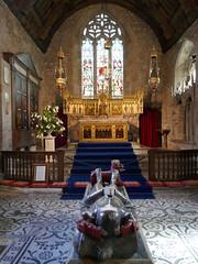 St Mary's, East End (jacquemart) Tags: burford shropshire parishchurch tomb monuments st marys