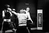 25980 - Cross (Diego Rosato) Tags: boxe boxelatina pugilato boxing ring palaboxe nikon d700 2470mm tamron bianconero blackwhite rawtherapee reunion