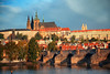 清晨的阳光 (BestCityscape) Tags: 布拉格 捷克共和国 建筑 旅行 prague czech republic architecture europe travel square castle 教堂 cathedral