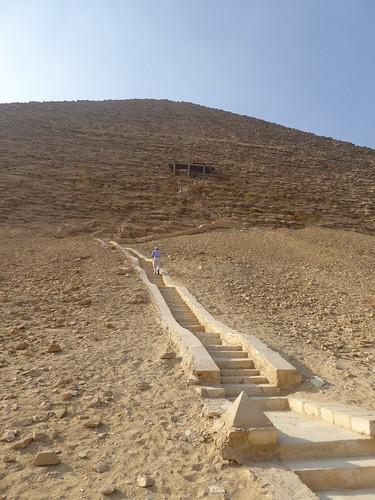 Red Pyramid of Sneferu, Dahshur