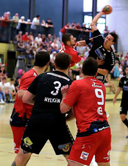 AW3Z7521_R.Varadi_R.Varadi (Robi33) Tags: action ball basel foul handball championship fight audience referees rtv1879basel switzerland fun play gamescene team sports sportshall viewers
