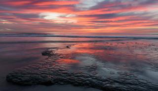 Tidal Sunset #2