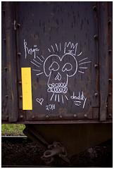 DADDY (Rage5) Tags: streak train freight drawing rage5 dhs dhsgang dhstattooclub
