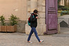 Rue des Récollets - Paris (France) (Meteorry) Tags: europe france idf îledefrance paris parispeople candid street rue streetscene ruedesrécollets récollets people guy male homme monsieur gentleman man occupé busy smartphone phone jardinvillemin trottoir pavement sidewalk sneakers baskets trainers skets converse allstars chucks chucktaylor march 2018 meteorry paris10earrondissement