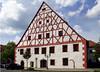 Rathaus in Grimma (ingrid eulenfan) Tags: architektur grimma rathaus haus fachwerkgiebel satteldachmitturm sachsen