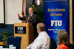 CyberFellows Induction Ceremony-41 (fiu) Tags: miami cyber cyberfellow it defense computer science induction fiu america