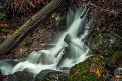Little Falls (Pastel Frames Photography) Tags: waterfall longexposure ireland canon80d canon1635mm