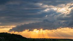 Baroque horizon (mrschroedinger) Tags: horizon czechrepublic atmosferic sonyalpha6000 sony