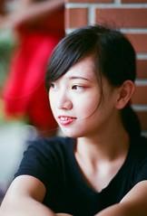 Agfa400 (33) (紅色小草) Tags: 8514 3520 2104 nikonfa