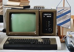 Robotron K 8912 Terminal (stiefkind) Tags: vcfe vcfe19 vintagecomputing