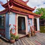 Muang Boran (Ancient City) open air museum in Samut Phrakan province near Bangkok, Thailand thumbnail
