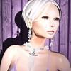 Chop Zuey : Heaven & Earth White Set (Ombrebleue Winsmore) Tags: chopzuey heaven earth white jewels necklace earrings diamonds couture fashion