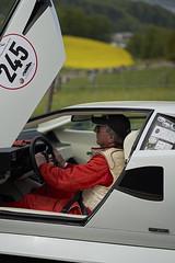 Lamborghini Countach LP 400S (ivoräber) Tags: gp mutschellen auto cars moto race oldtimer schweiz swiss switzerland lamborghini countach lp 400s