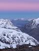 Belt of Venus over Glencoe (J McSporran) Tags: scotland highlands westhighlands glencoe buachailleetivebeag bideannambian aonacheagach ardgourmountains lochlinnhe