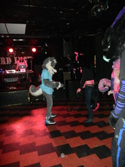 DSCN4557 (Yoru Tsukino) Tags: howl fursuit frusuiting furry nightclub party rave night furries dance toronto howltoronto