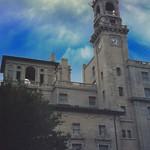 Richmond Virginia - Jefferson Hotel - Historic Facade - Tower Clock thumbnail