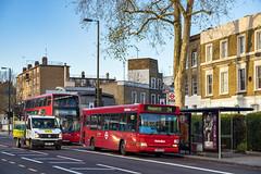 Metroline DLD697 (cybertect) Tags: 214 carlzeissvariosonnart2885mmf334 cityroad dld697 dennisdart islington lk55klm london londonboroughofislington londonn1 londonbus metroline n1 plaxtonpointer sonya7 bus singledecker