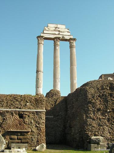 Римський форум, Рим, Італія InterNetri Italy 503