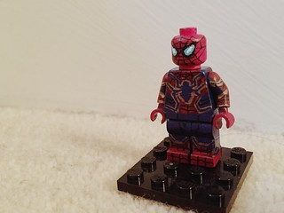 Custom Lego Infinity War: Iron Spider
