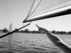 Sailing variations (25/8) Tags: olympus pen ee2 agfaphoto apx100 apx100new ilfotecddx ilfotec