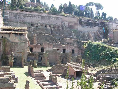Пагорб Палатин, Рим, Італія InterNetri Italy 11