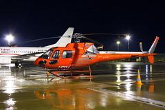 Elifriulia Airbus Helicopters AS350B3 Ecureuil I-DYLL (Mario Alberto Ravasio) Tags: elifriulia airbus helicopters as350b3 ecureuil idyll bgyairport aviationphotobgy oriospotter parked nightshot night rainy flickr flickrtoday