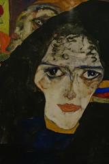 Vienna '18 (faun070) Tags: vienna leopoldmuseum painting modernart egonschiele trauerndefrauschiele mourningwomanschiele