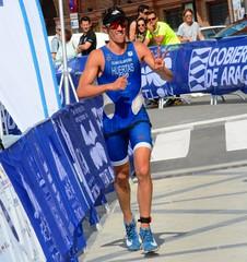 David Huertas Campeón Aragón Triatlón Olímpico Clasificatorio Tarazona (21)