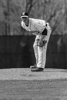 Baseball vs. Oneonta - 04/26/2018