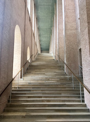 Alte Pinakothek stairs (Phil Gyford) Tags: altepinakothek germany munich gallery museum staircase stairs steps
