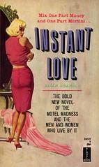 Beacon Books B652F - Brian O'Bannon - Instant Love (swallace99) Tags: beacon vintage 60s sleaze paperback harrybarton callipygian
