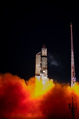 Sentinel-3B liftoff (europeanspaceagency) Tags: esa europeanspaceagency space universe cosmos spacescience science spacetechnology tech technology earthfromspace observingtheearth earthobservation satelliteimage copernicus sentinel rocket rockot liftoff launch plesetsk russia