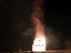 20170722 - Birthday Burn - the actual burn - burning - 20264871_10104100924660979_2419126476045279200_n