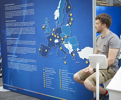 Open Days Brussels 5 May 2018 (European Central Bank) Tags: euopenday 05 2018 ecb ecbstaff europeancentralbank europeancouncil europeaninstitutions opendays opendays2018