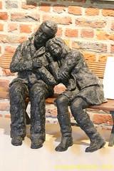 IMG_8095 (Patrick Williot) Tags: exposition vernissage ecuries sculpteur michal peintre genevieve nicolas