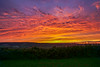 late summer sunset (krøllx) Tags: norway scandinavia atmosphere color europa europe landscape light lights norge oppland skandinavia skies solnedgang sundown sunset toten 1508311098