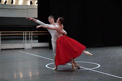 Watch: Rehearsals for The Royal Ballet's <em>Marguerite and Armand</em>