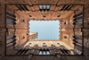 The Renaissance (Andrew G Robertson) Tags: palazzo pubblico siena tuscany architecture tower courtyard torre del mangia geometry piazza campo toscana italy