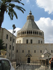 Basilica dell'Annunciazione (profmrm) Tags: annunciazione nazareth israele terrasanta