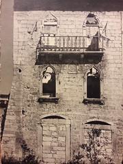 Bombardamento Casa Gioseffi- Parenzo 1955- (ARRTAS) Tags: parenzo istria histra porec croatia case gotiche via decumana gioseffi giosafat